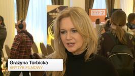 Orły 2015: Grażyna Torbicka o zaskoczeniach