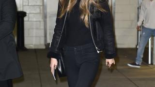 Best Look: Gigi Hadid w butach Isabel Marant