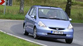 Używana Honda Jazz - Dużo miejsca, mało kłopotów
