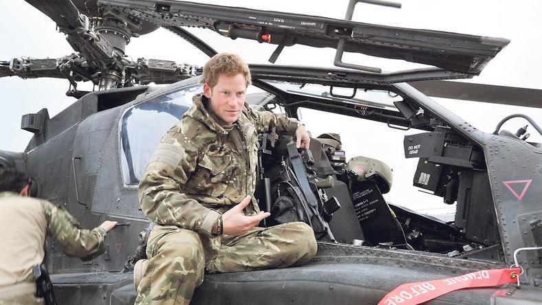 Tálib rakétatámadás érte a brit herceg táborát / Fotó: Profimedia-Reddot