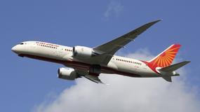 Samolot Air India musiał zawrócić, bo na pokładzie widziano szczura