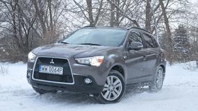 Mitsubishi ASX: kochanie, zmniejszyłem Outlandera