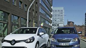 Skoda Fabia kontra Renault Clio: porównanie kombi klasy b