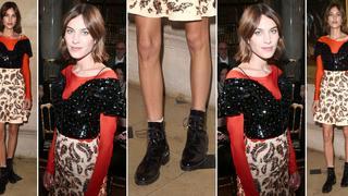 Best Look: Alexa Chung w sukience Diora