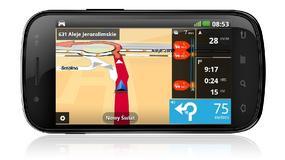 TomTom Android: tanio nie jest