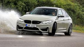 BMW M3 Competition - Nie chce jechać prosto