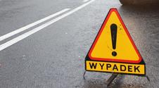 Śmiertelny wypadek na drodze krajowej 74. Nie żyje mężczyzna