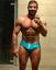A jó testű, kisportolt fiú számításaiban egyáltalán nem csalódott: egyből felfigyelt rá a pornószakma. / Fotó: instagram
