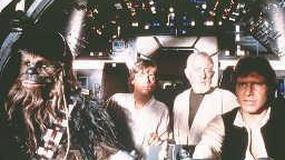 """""""Gwiezdne wojny"""" najlepsze"""