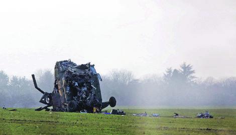 AFERA HELIKOPTER Porodice stradalih u šoku zbog odluke tužilaštva da nema odgovornih za pad helikoptera