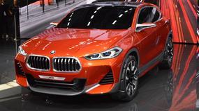 """BMW Concept X2: """"SUVotwórstwo"""""""