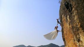 Ekstremalne przykłady ceremonii ślubnych