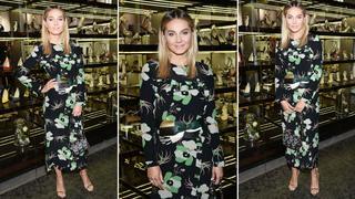 Best Look: Małgorzata Socha w sukience Marni