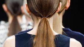 Kucyk - modna fryzura