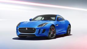 Jaguar F-Type w odmianie British Design Edition