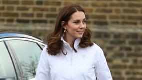 W takim wydaniu księżnej Kate jeszcze nie widzieliście. Jak się prezentuje w dresie?