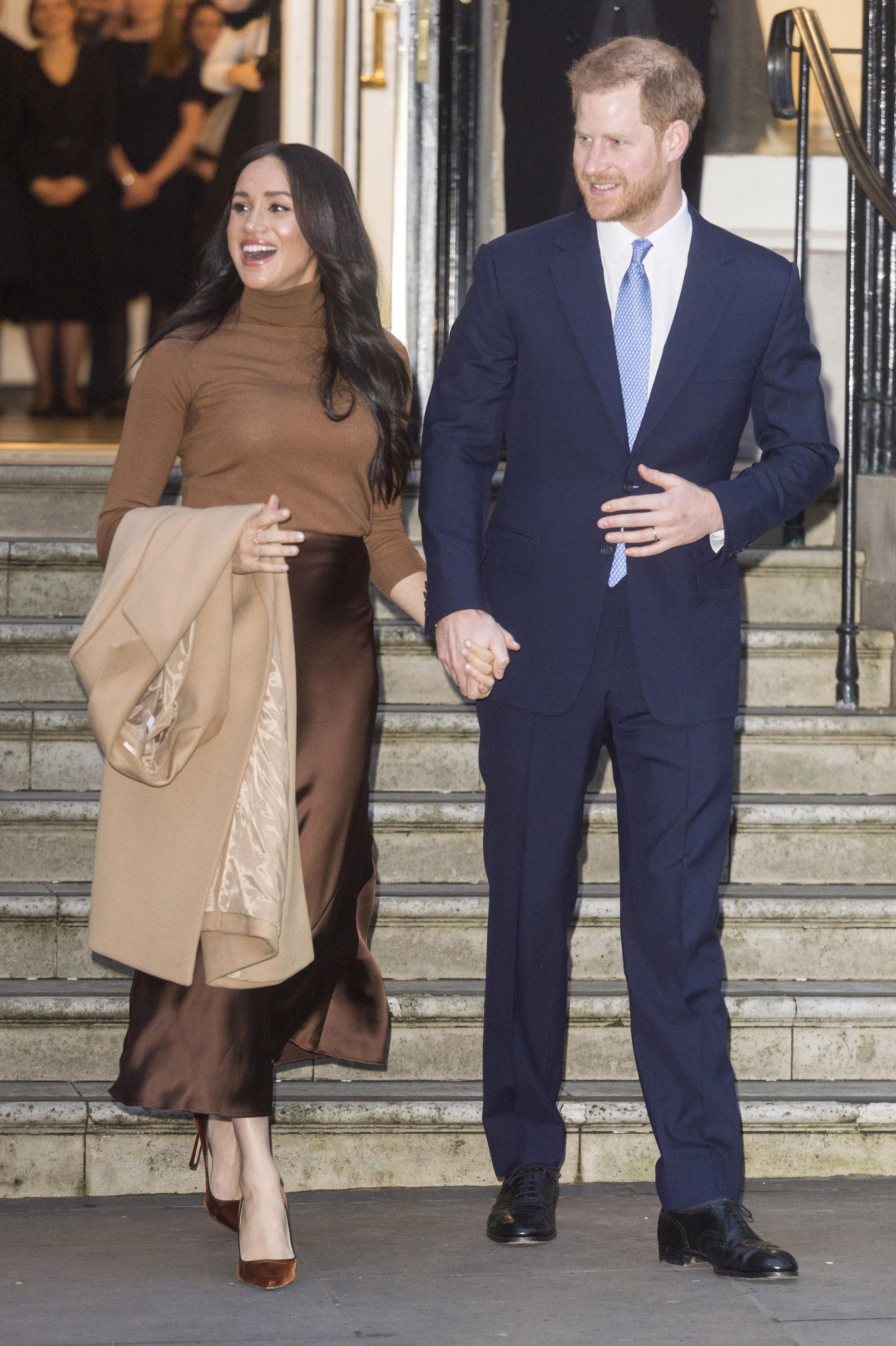 A szabadság nyomában. Harry és Meghan - egy modern királyi család
