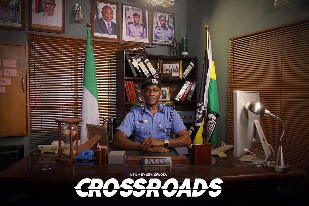 Richard Mofe-Damijo in upcoming 'Crossroads' movie [Instagram/@themoviecrossroads]