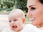 Már fél éves Katalin hercegné legkisebb gyermeke.