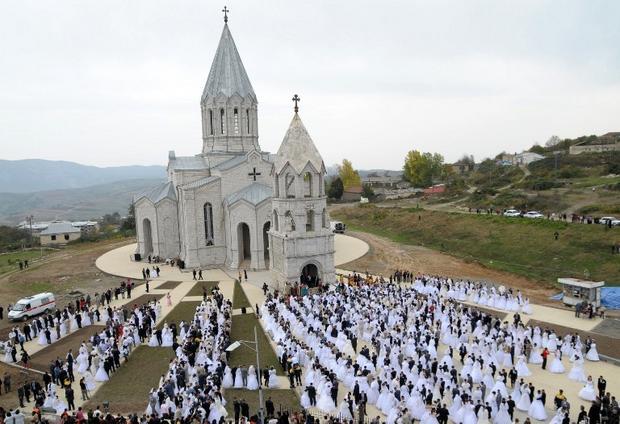 """Szusza, """"Jerozolima Górskiego Karabachu"""""""