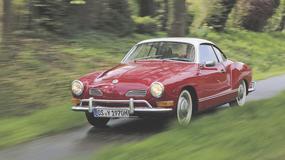 Volkswagen Karman-Ghia - klasyk więcznie piękny
