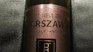 Pierwsze perfumy dla warszawiaków
