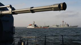 Ćwiczenia Marynarki Wojennej