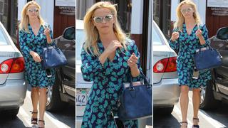 Best Look: Reese Witherspoon w sukience Draper James