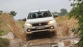 Fiat Fullback 2.4D 4WD - nie boi się trudnych zadań