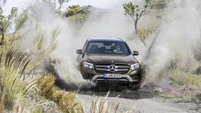 Mercedes GLC - nowy SUV ujawniony