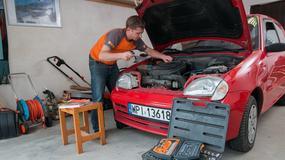 Samodzielnie serwisujemy Fiata Seicento 1.1