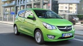 Udany Opel do miasta