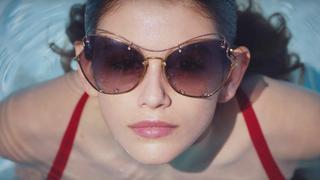 Córka Cindy Crawford w kampanii MIU MIU