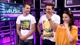 """Must Be The Music"": Rafał i Aleksander Maślak kibicowali Misterowi Kolumbii!"