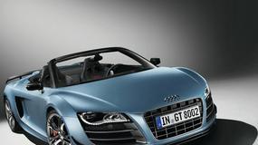 Audi R8 GT Spyder: naprawdę rzadka przyjemność