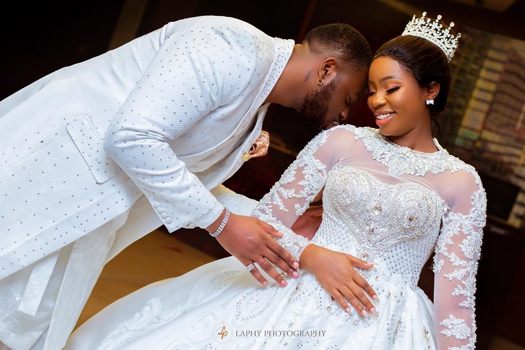 Teddy A and Bam Bam welcomed a baby girl in March 2020 [Instagram/BammyBestowed]