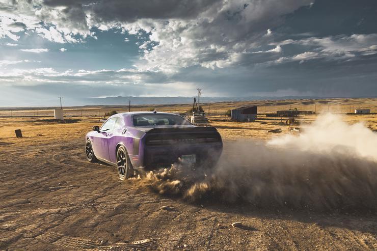 Dodge Challenger - znikający punkt: reaktywacja - Auto Świat on