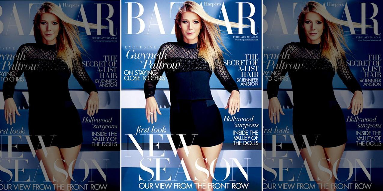 Harper's Bazaar UK / Alex Lubomirski