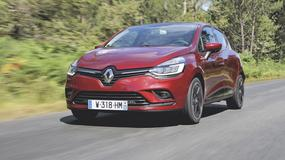 Renault Clio po liftingu - Dużo zmian w technice