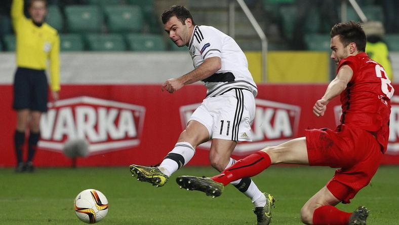 Nikolics Nemanja Európa legjobb gőllövői között van /Fotó: MTI