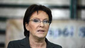 Premier rozmawiała z ministrami o sytuacji na Ukrainie
