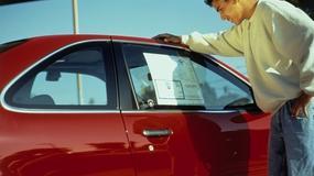 Jakie używane auta są najczęściej sprzedawane?