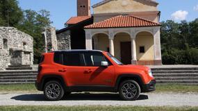 Jeep Renegade - ceny ujawnione