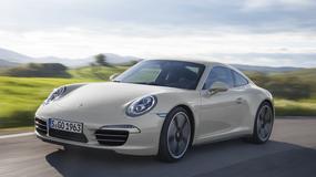 Jubileuszowe Porsche 911