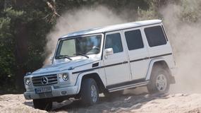 Test Mercedesa G350: klasyk wiecznie żywy