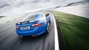 Jaguar XKR-S – żaden kot nie biegnie szybciej niż ten