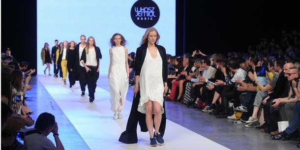 Łukasz Jemioł Basic na Fashion Week Łódź: w rytmie miasta