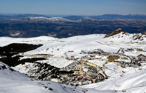 Sierra Nevada, Prado Llano
