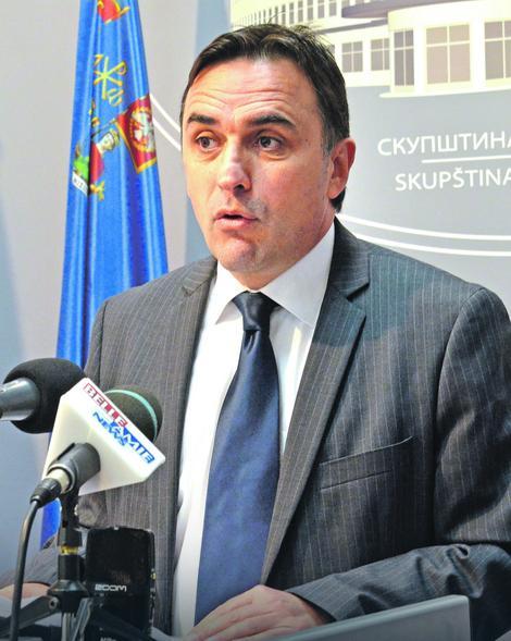 Sam sebi odredio i koeficijent za platu: Predrag Jelenković