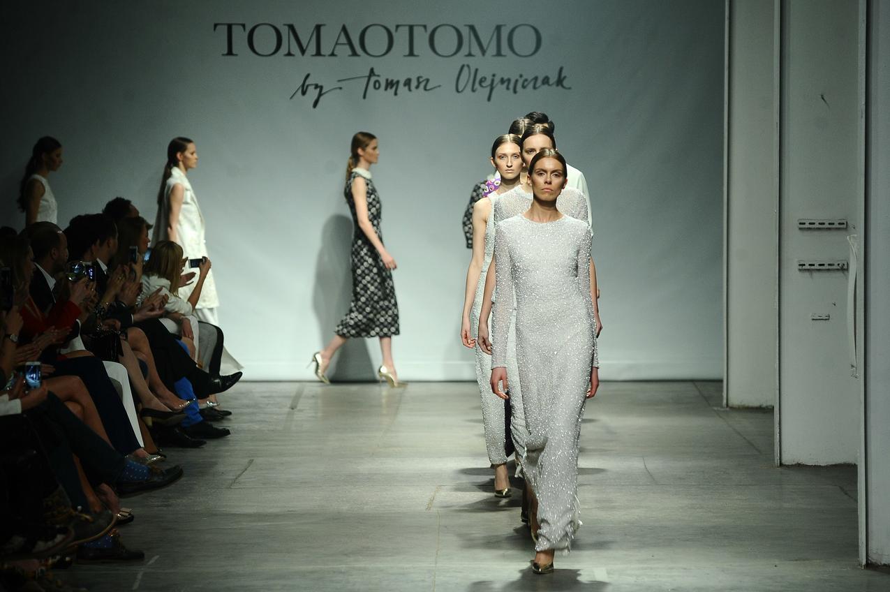 Tomaotomo, pokaz DESIRE